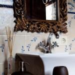 Detalle cuarto baño habitacion n 4