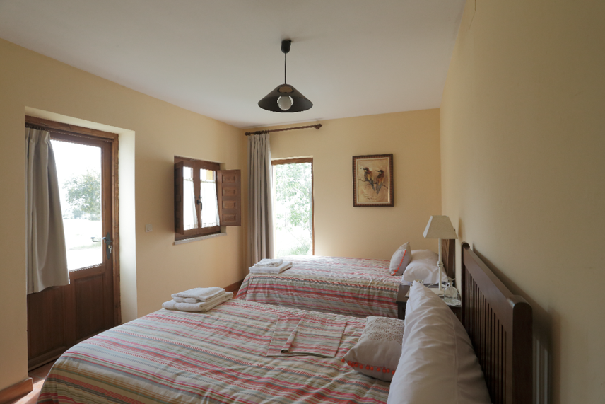 Interior de habitación