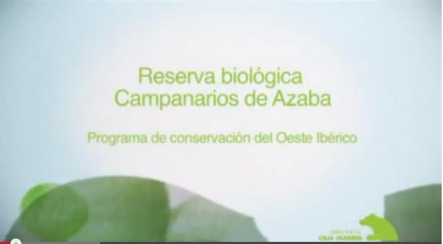 Video de la Reserva Biológica de Campanarios
