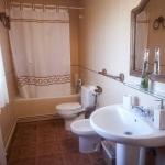 Baño suite norte