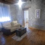 Salón habitación Suite Rural